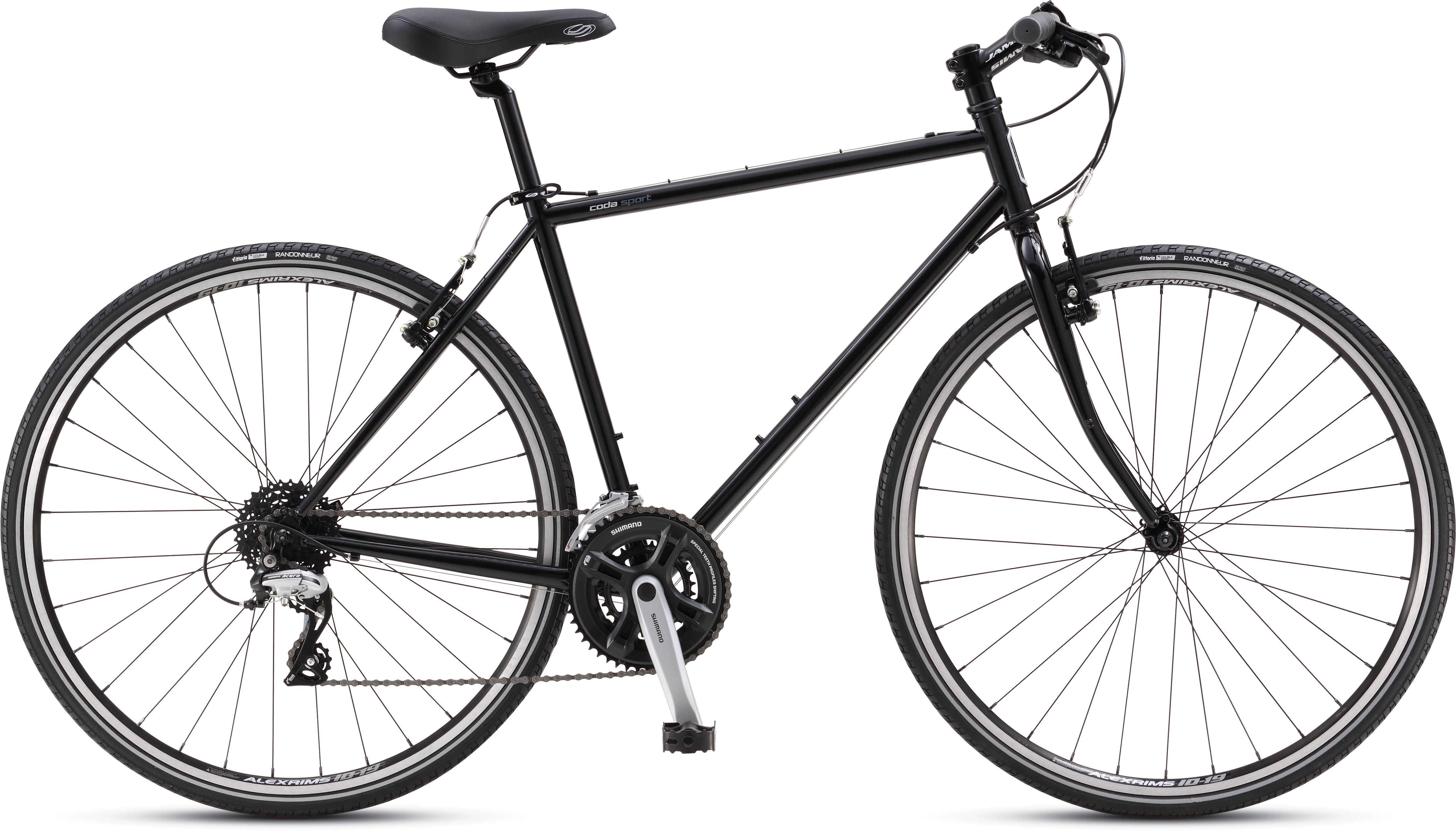 Jamis Coda Sport With Images Hybrid Bike Bike Steel Bike
