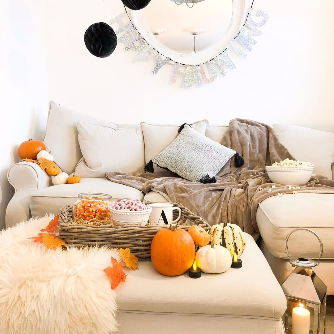 Wilko On Instagram Autumn Vibes Alert How Seasonal Does At Home With Anna S Living Room Look Homedecor Homeinspo Love Room Living Room Home Decor