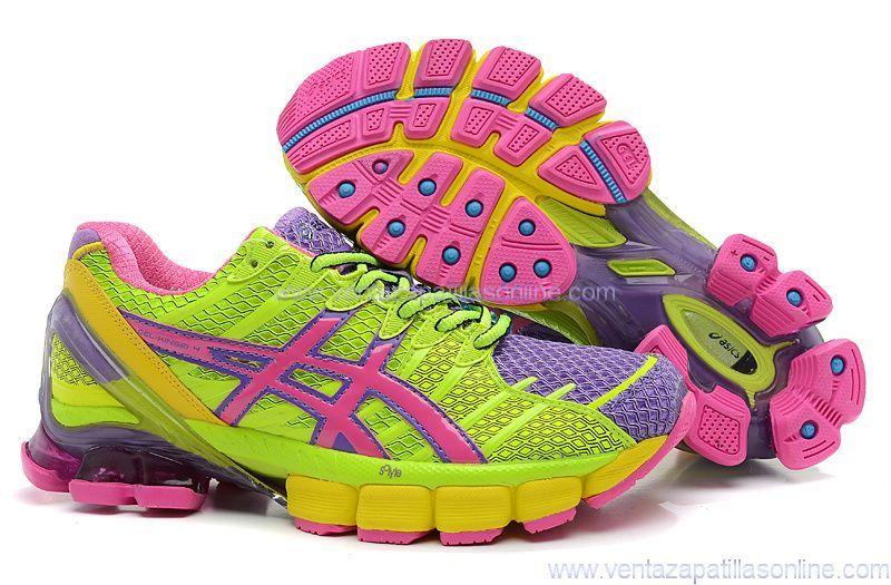zapatillas deportivas de mujer asics ofertas