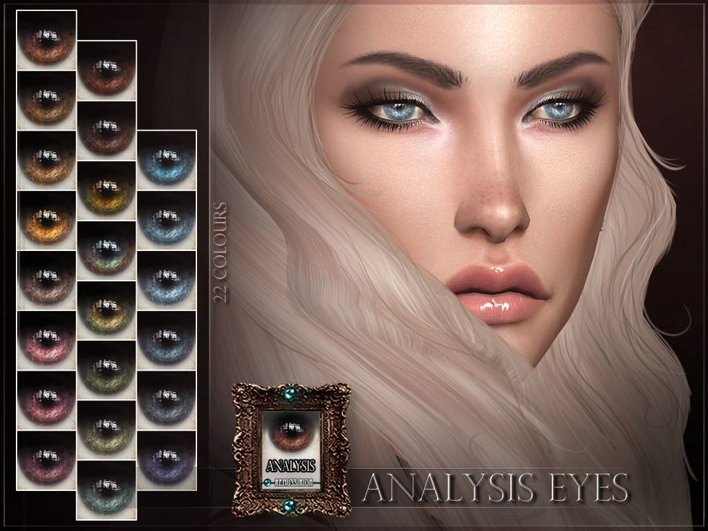 Lana Cc Finds In 2020 Sims 4 Cc Eyes Sims 4 Sims Both are in blush category, are for females only (sorry) and have opacity swatches to let your life more easy. pinterest