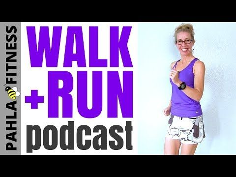20 minute indoor walk  run interval workout  what if you