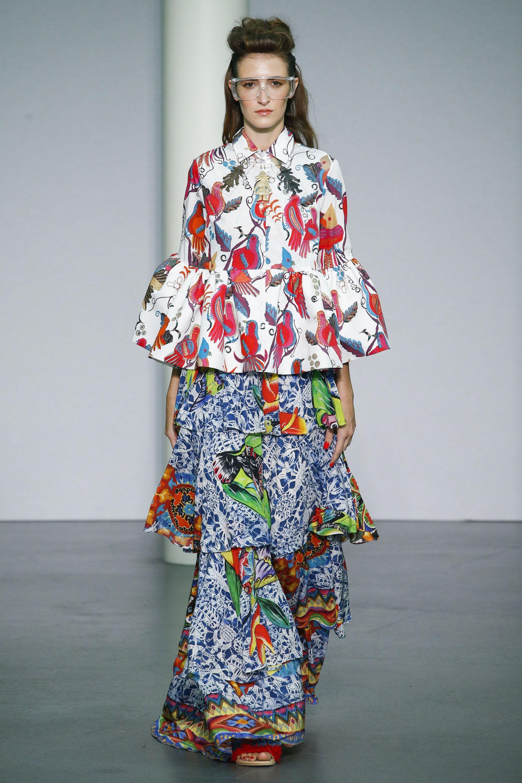Stella Jean Spring 2016 Ready-to-Wear Fashion Show