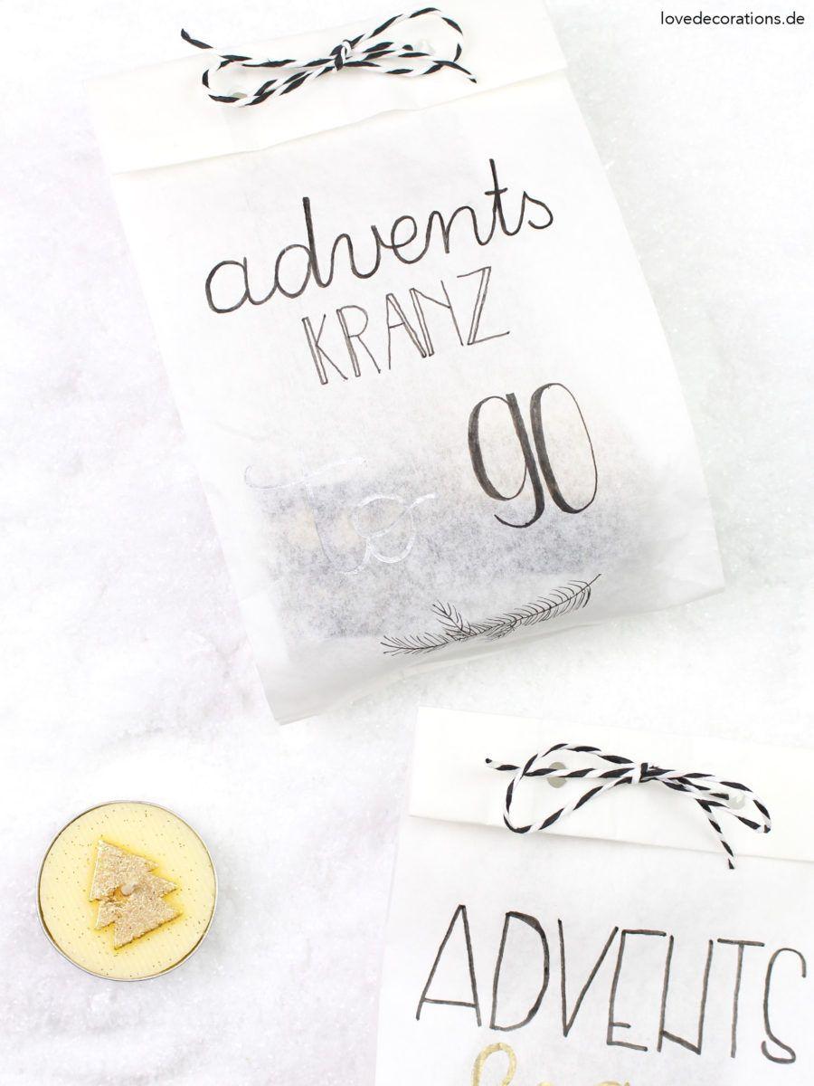 Photo of DIY Adventskranz to Go mit Pilot Pen* + Give Away – Love Decorations