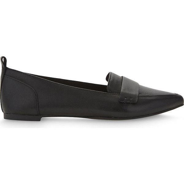 Aldo / Cherryhill Loafers / Black Leather