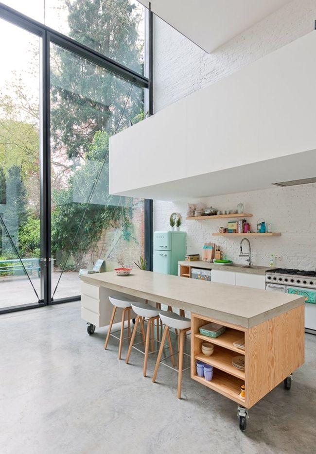 cocina abierta - 8 cocinas que amamos por sus grandes ideas ...