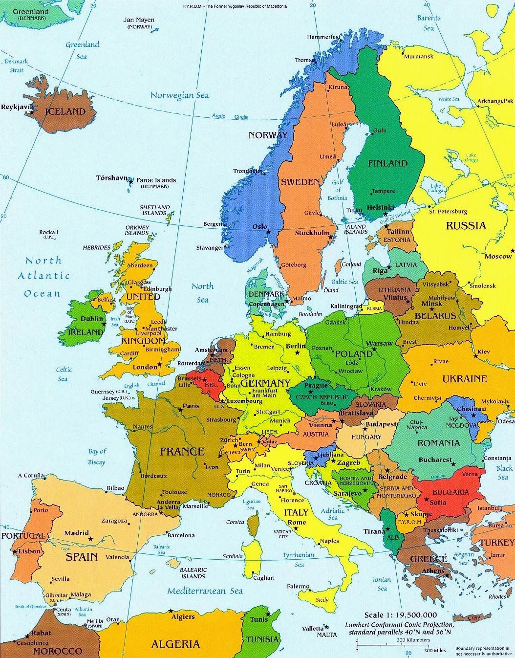 england deutschland karte landkaart europa   Google zoeken | Europe map, Political map
