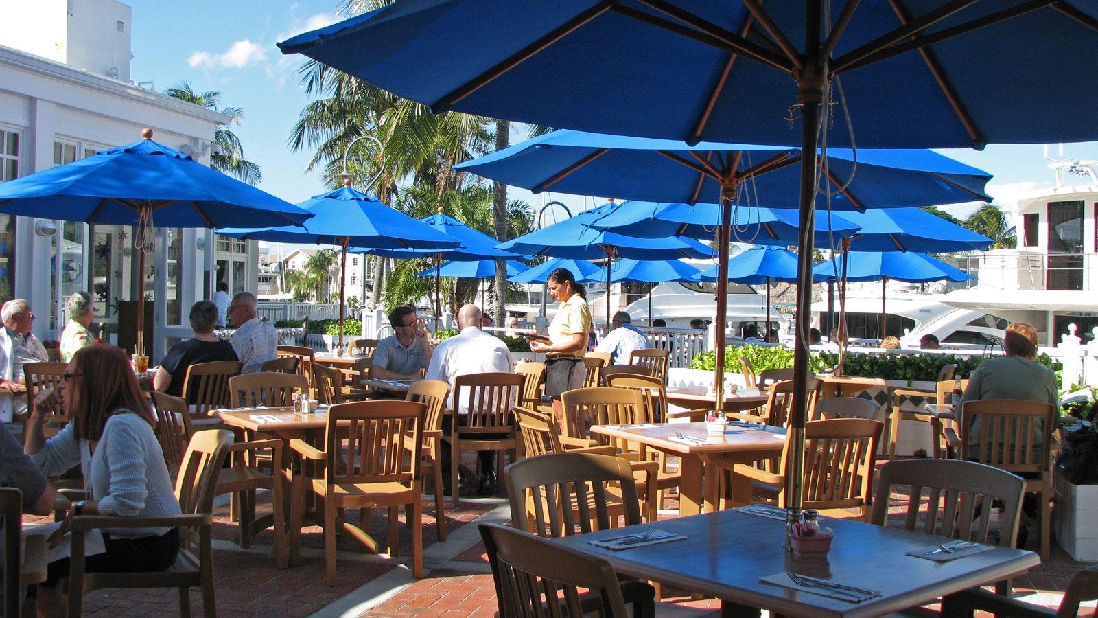 Bimini Boatyard Bar Amp Grill