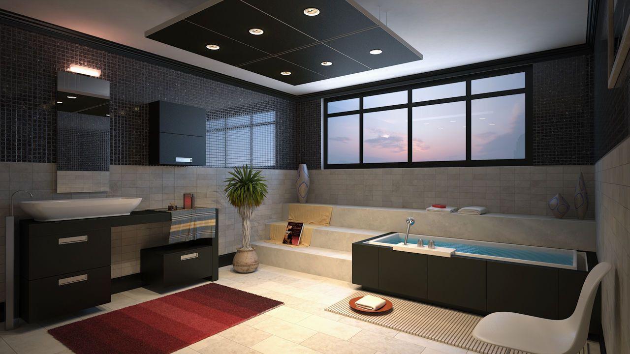 bathroom modern design 2013   ideas 2017-2018   Pinterest   Modern ...