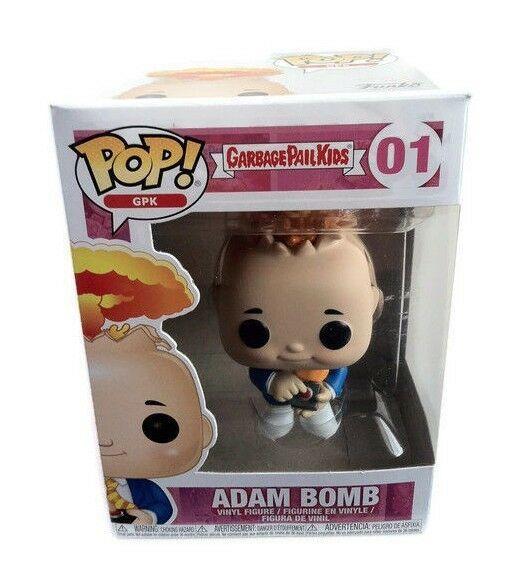 garbage pail kids-Adam Bombe Collectible Figure #01 Funko Pop
