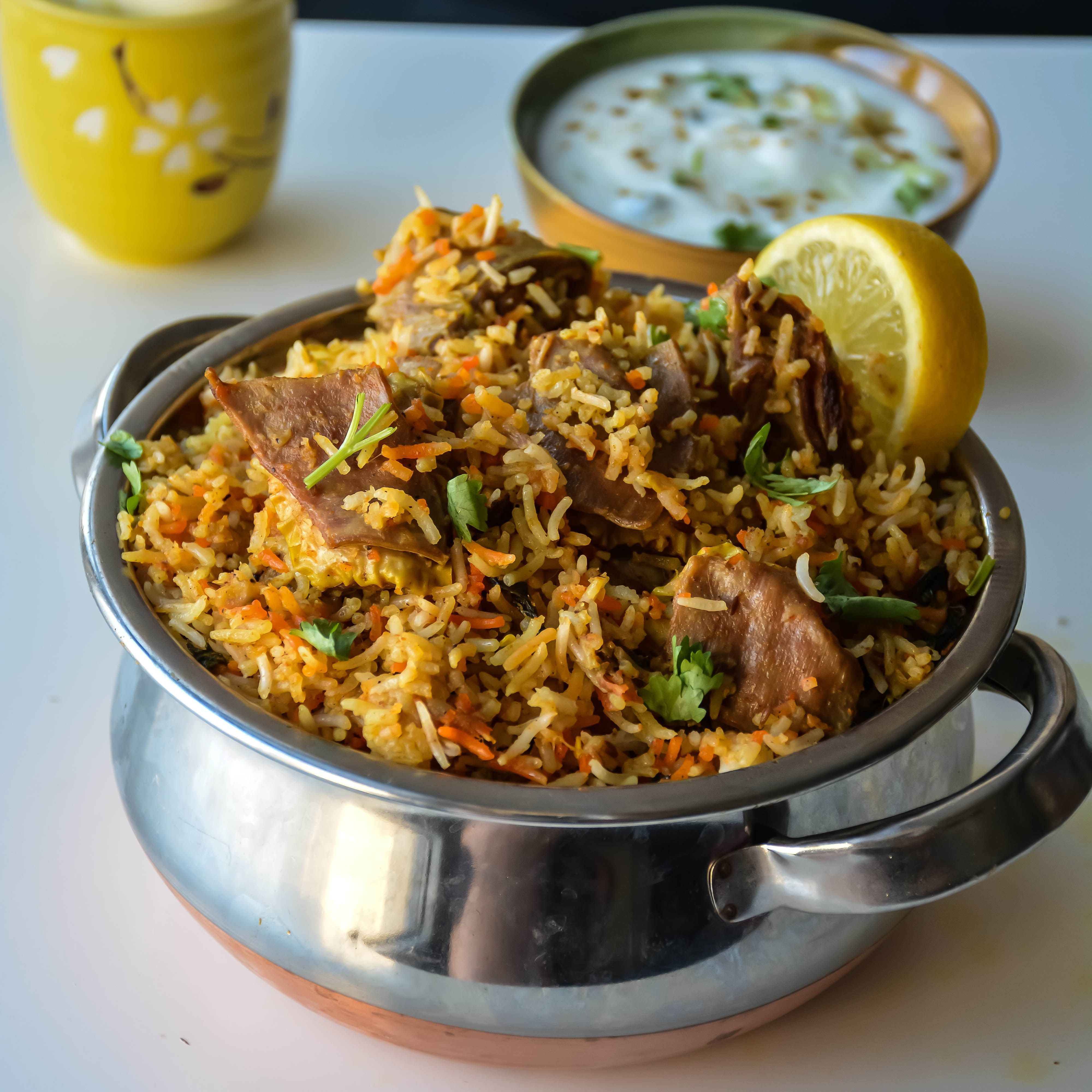 Lambbiryani 5 indian food pinterest biryani lambs and rice rich and delicious biryani made with lamb it is surely a festive dish and this is perfect to cook when you have guests over or make it for dinner parties forumfinder Gallery
