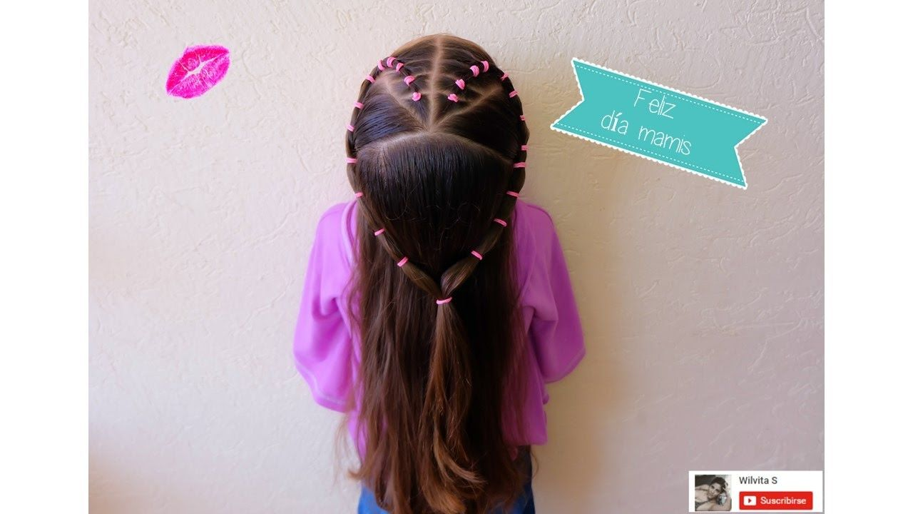 Easy Hair Style For Girl by wearticles.com