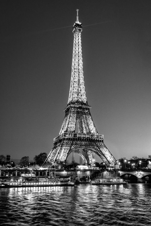 Tour Eiffel in B/W II