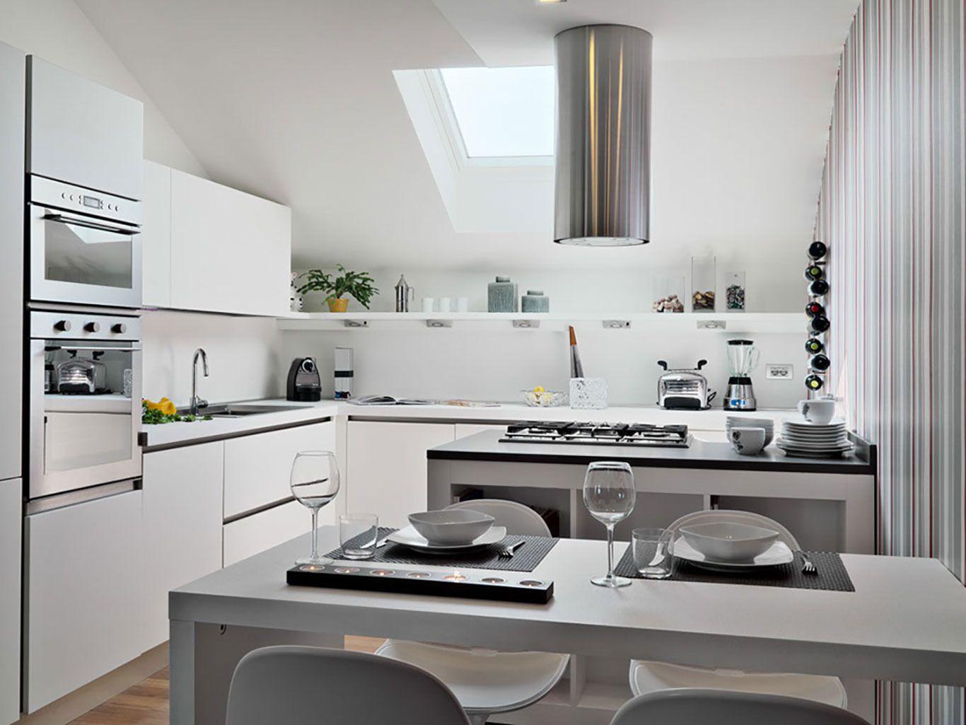 La cucina Oyster di Laura Delfino | Veneta Cucine | kitchen ...