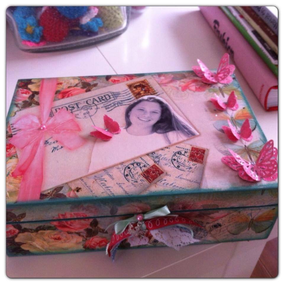 caja de cumpleaños