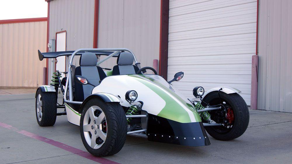 Df Kit Car >> Df Kit Car Goblin Front Quarter View Cars Kit Cars Car