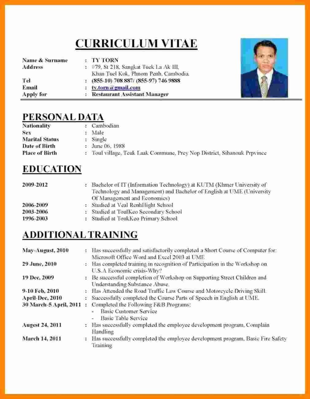 Student Of The Day Certificate Unique Translator Resume Sample Classic Resume Examples 0d Good Looking Desain Resume Cv Kreatif Riwayat Hidup