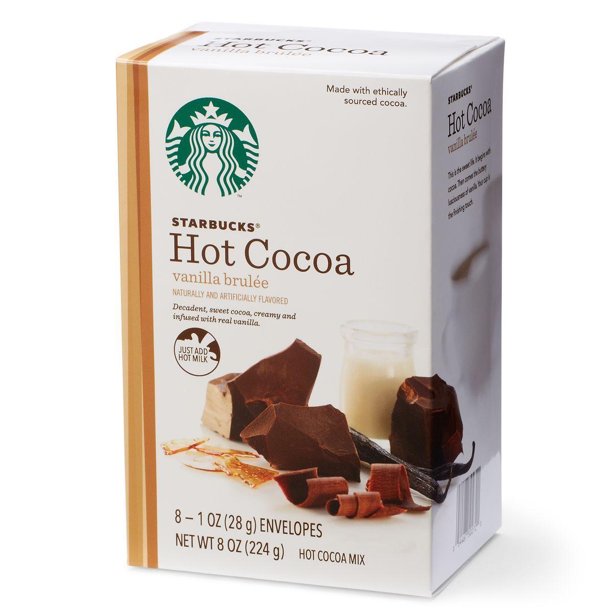 Classic hot cocoa starbucks coffee at home starbucks
