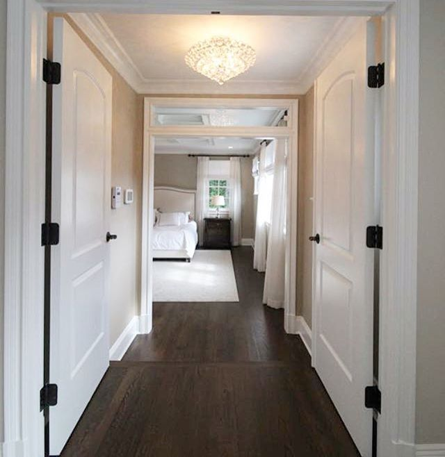 Double Door Entry To The Sunken Master Suite One Of Our
