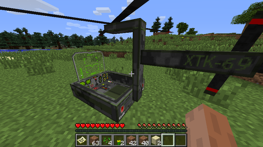 Minecraft helicopter mod rockets jjs pinterest pinterest explore minecraft 1 helicopters and more publicscrutiny Choice Image