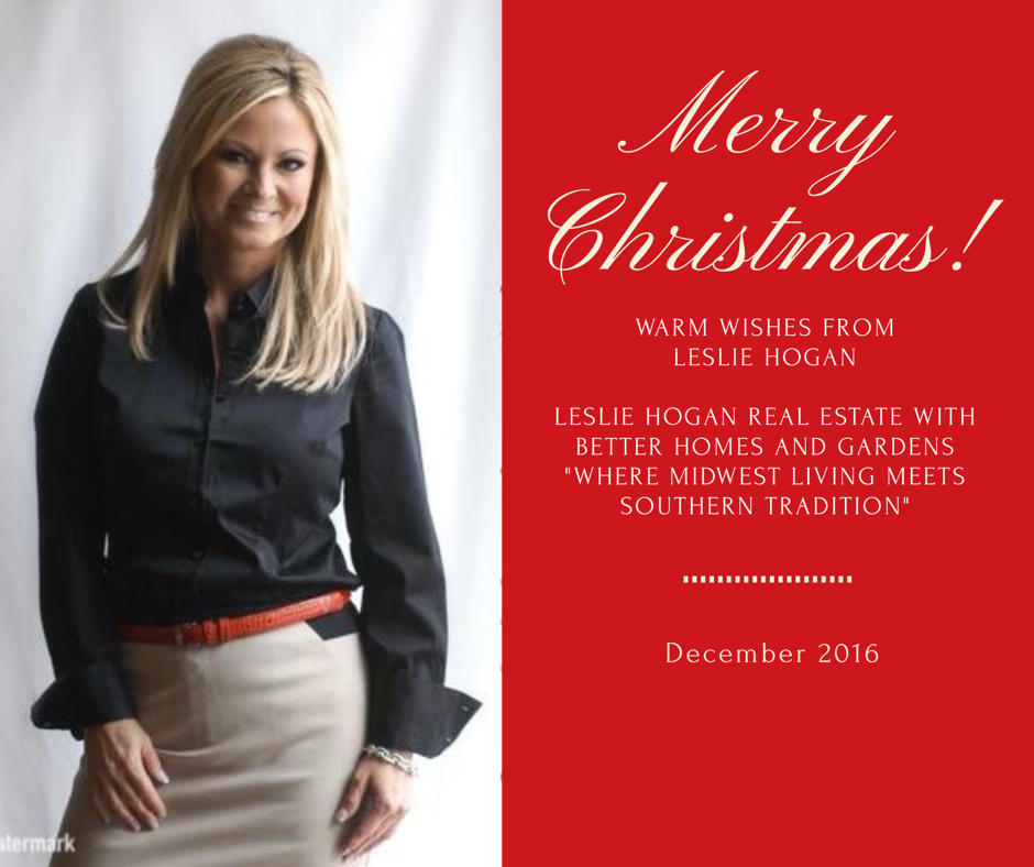 Real Estate Christmas Cards Leslie Hogan Real Estate With Better Homes And  Gardens Real Estate Kansas