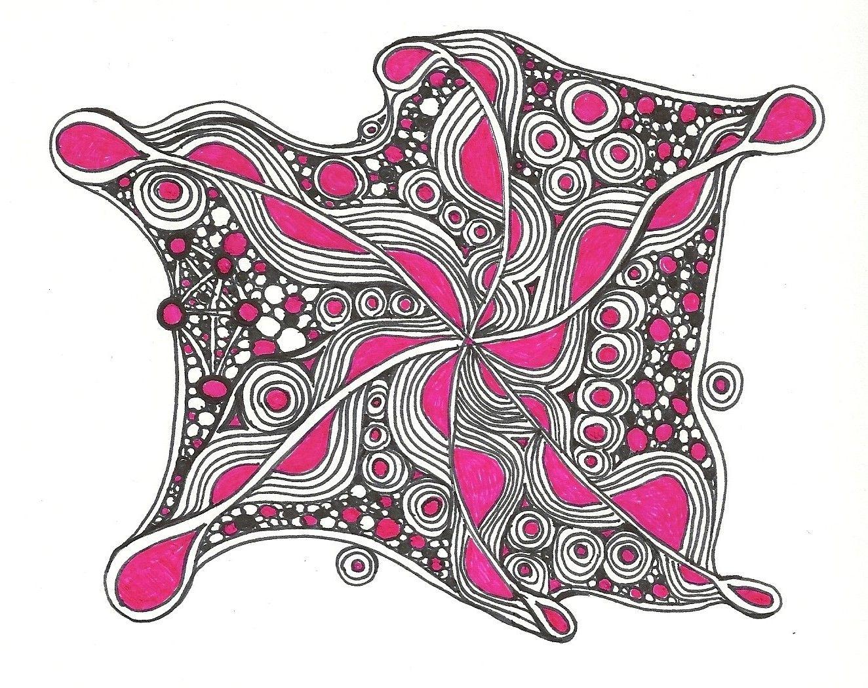 Zen Doodle Art