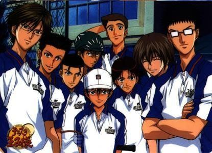 Seishun Academy In 2020 Prince Of Tennis Anime The Prince Of Tennis Tennis