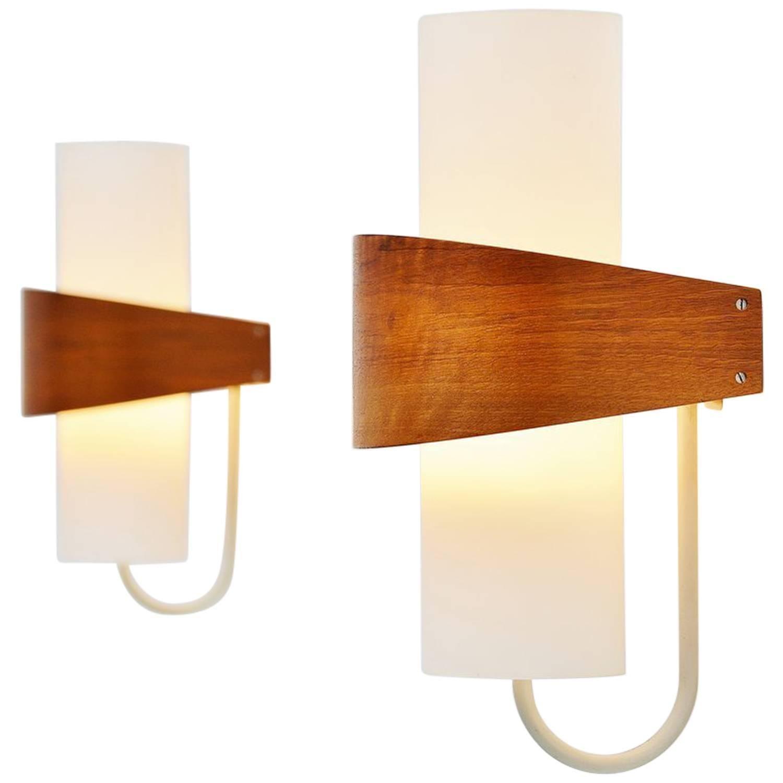 Louis Christiaan Kalff Nx40 Sconces For Philips 1959 Contemporary Light Fixtures Wall Lights Floor Lamp Design