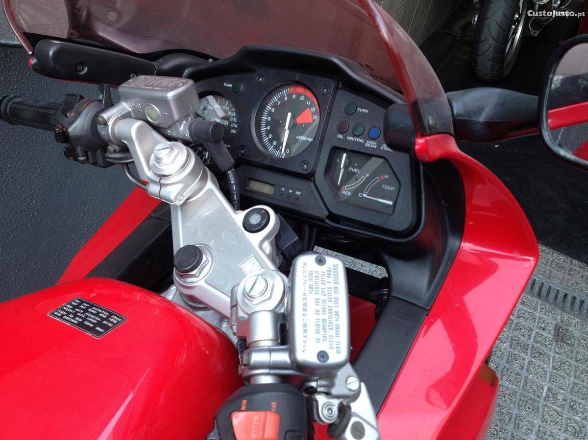 Avanos Guiador E Manometros Vfr 750 F Venda Peas 95 Honda Engine Diagram Acessrios De Motas