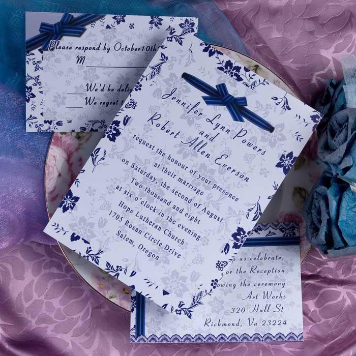 Wedding invitation wordings to invite friendsparte two purple flower wedding invitations stopboris Choice Image