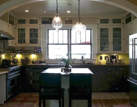 1920 u0027s bungalow kitchen remodel   cultivate    love the lamps  1920 u0027s bungalow kitchen remodel   cultivate    love the lamps      rh   pinterest com