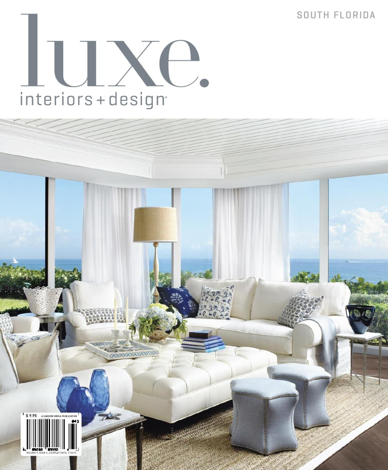 LUXE Interiors + Design Florida 12