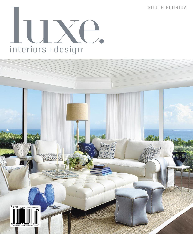 Luxury Fine Home Interior: LUXE Interiors + Design Florida 12