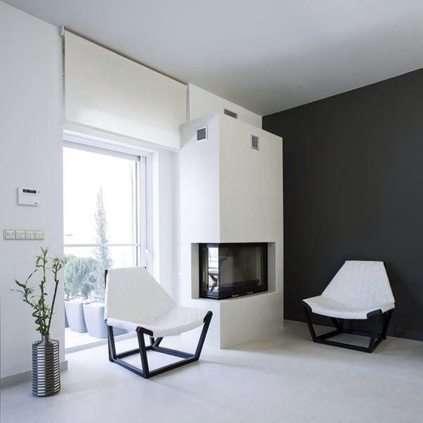 This apartment in Athens was designed by Nancy Leivaditou. The ...