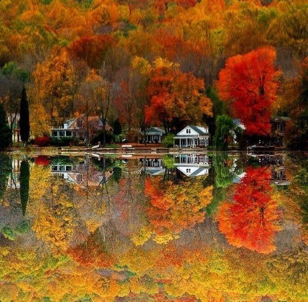 Peaceful Places In Nj: Autumn In Armenia , Jermuk