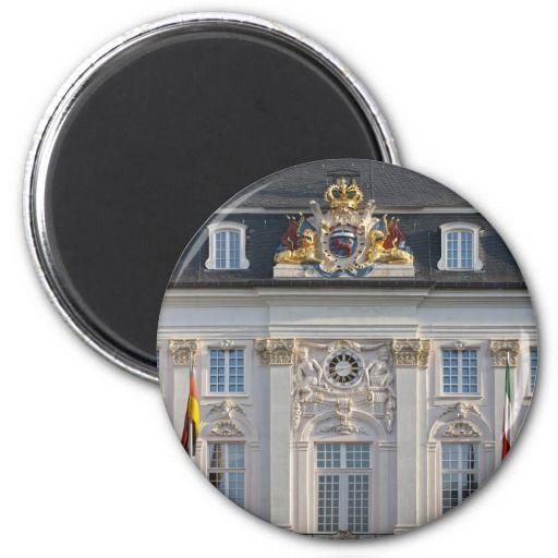 #Town #Hall in #Bonn, #Germany #Magnet #deutschland