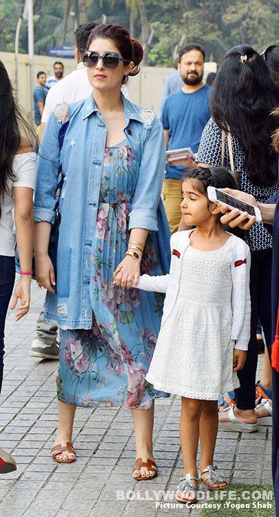 Akshay Kumar and Twinkle Khanna's daughter Nitara is ...