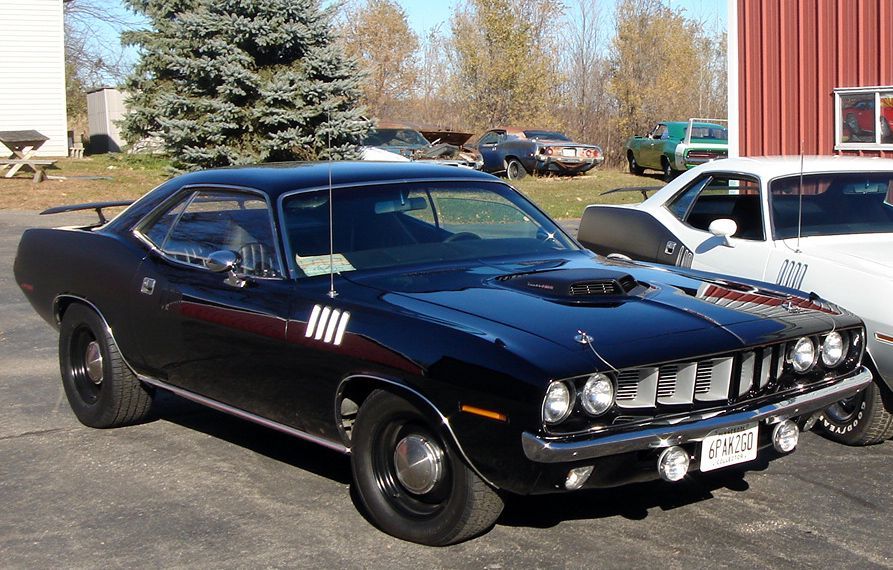 1971 Dodge Cuda | Cars | Plymouth muscle cars, 70s muscle cars, 70s cars