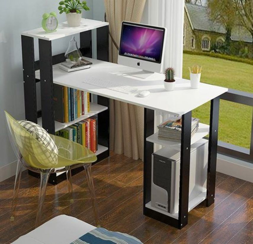 47 Adorable Plywood Desk Design Ideas For Home Office Ide Dekorasi Rumah Desain Furnitur Dekorasi Rumah