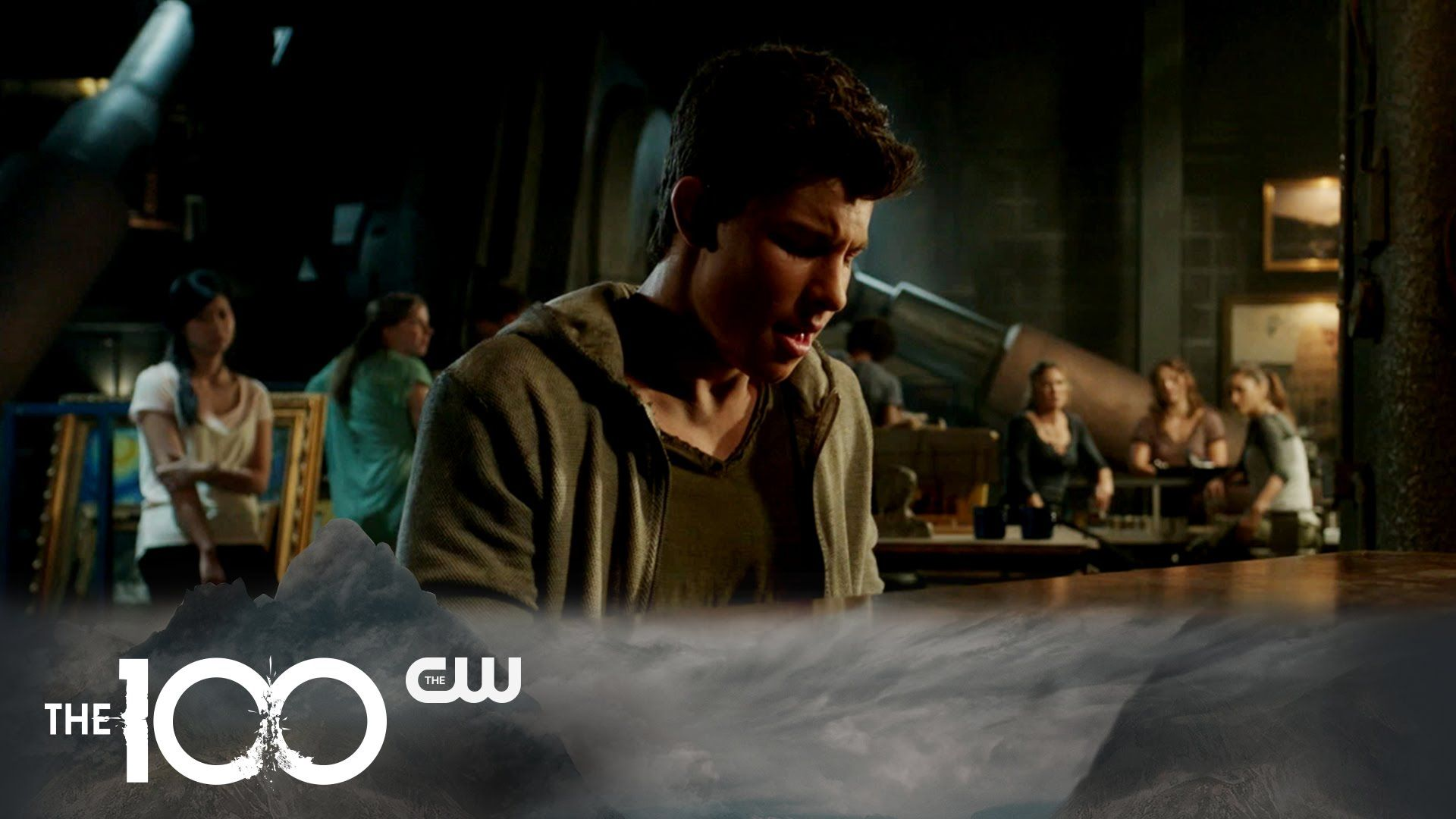 The 100 Shawn Mendes Add It Up Music Video The Cw Oh