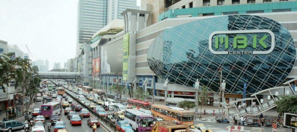 タイ ロングステイ パラダイス  バンコクMBKセンター