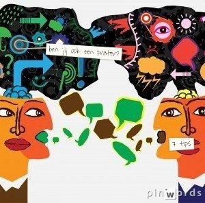 7 tips voor praters