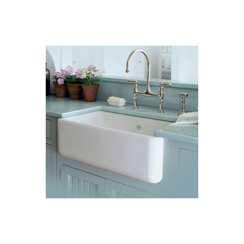 Rohl Rc3018 With Images Farmhouse Sink Kitchen Traditional