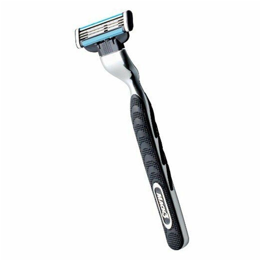 Gillette Mach3 Rasurar Maquina De Afeitar Afeitar