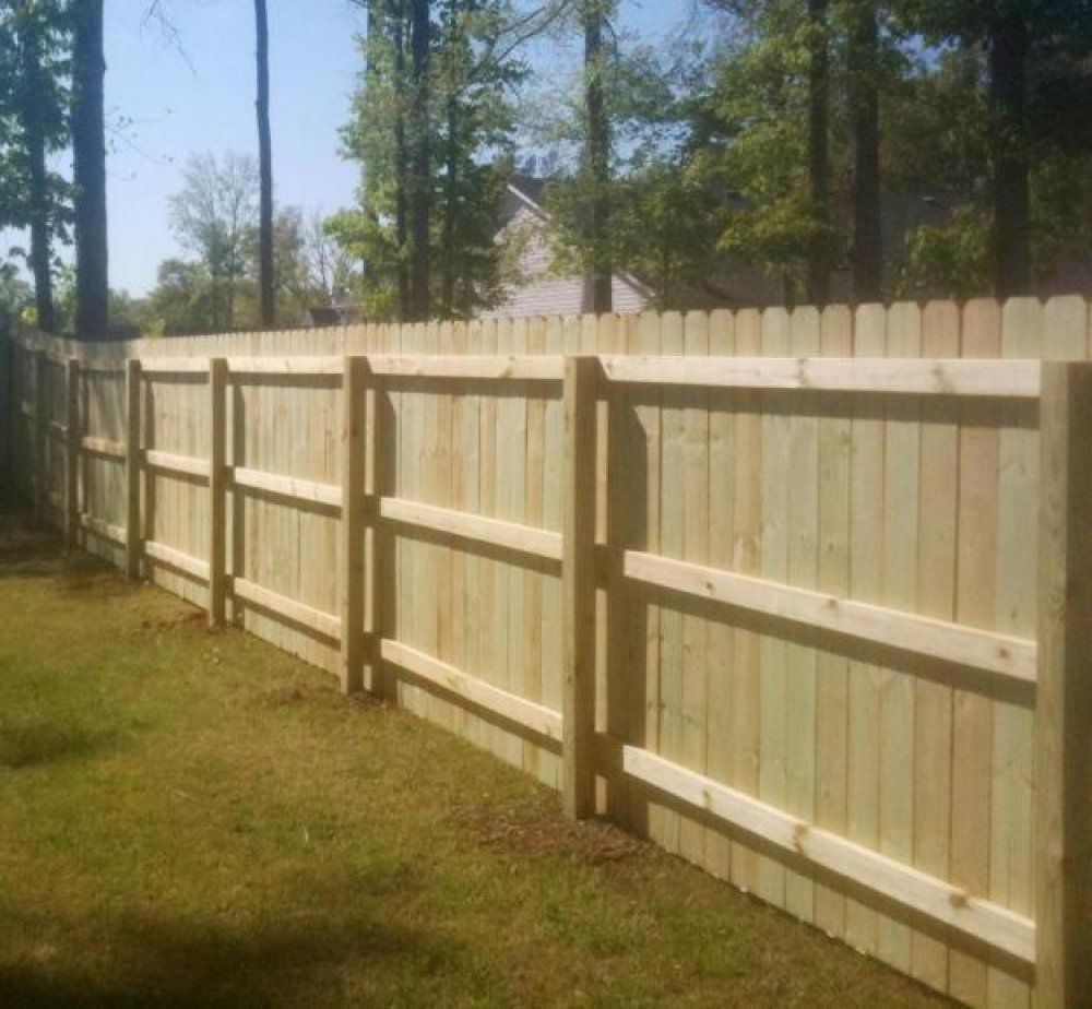 Need Ideas for a Wood Fence? Check out our Beautiful Gallery of Wood ...