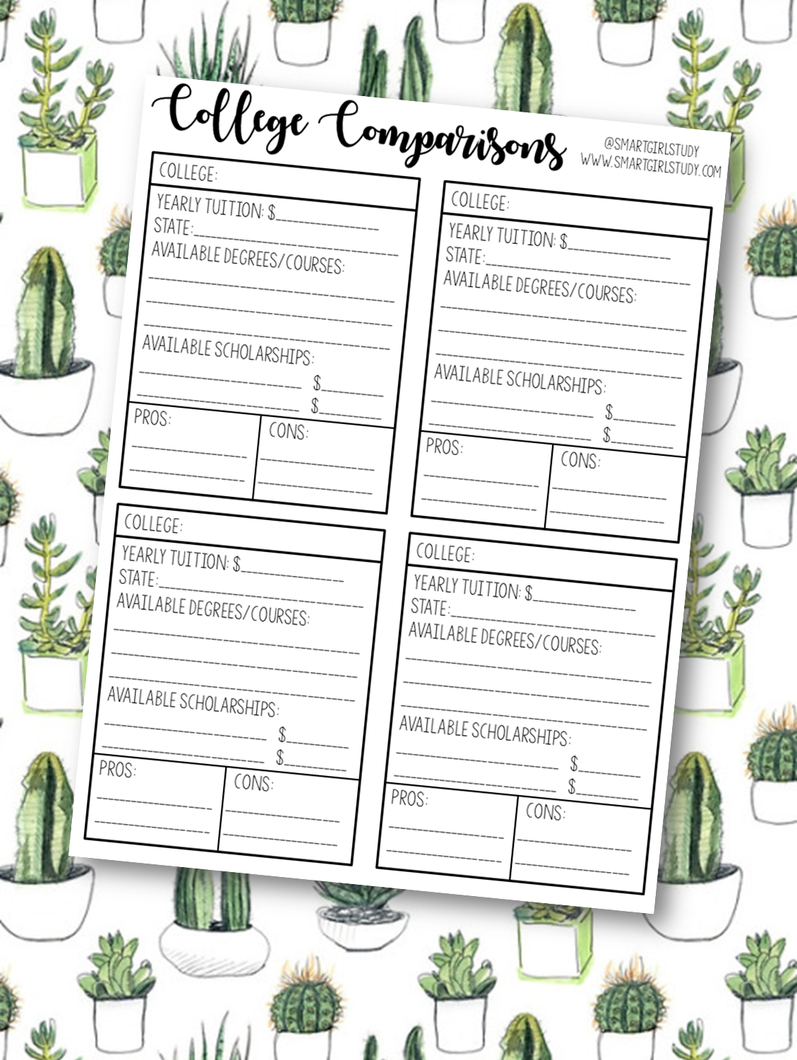 Download Free Student Printables Amp Templates Like This