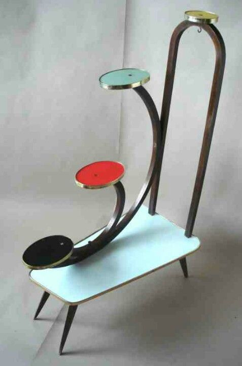Atomic age influence gentleman 39 s coat rack design designer furniture meuble pinterest - Idees decors du milieu du siecle salon ...
