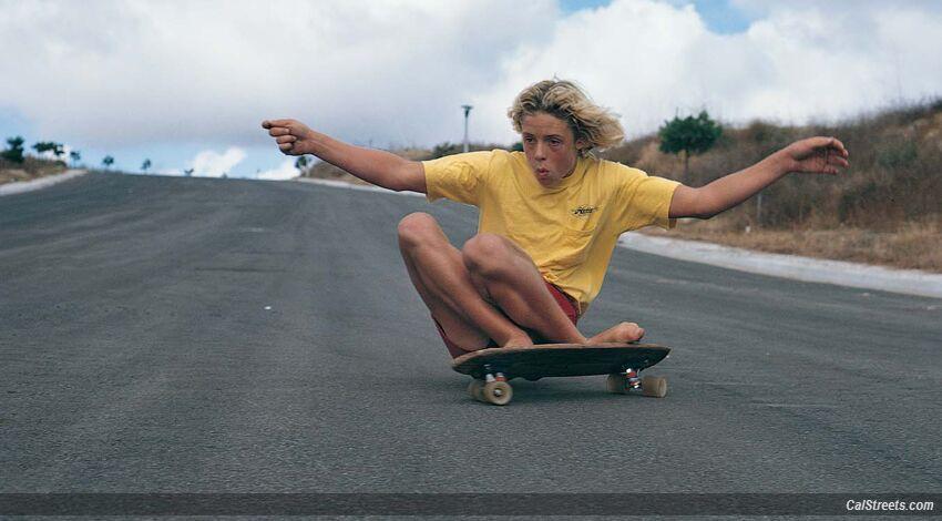 Greg Weaver, La Costa, October 1975 - Warren Bolster