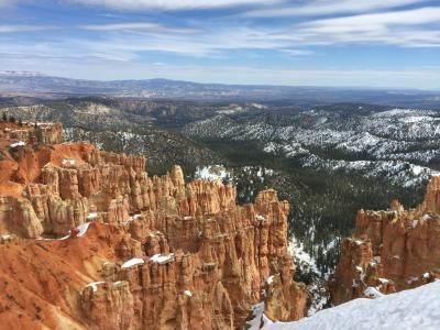 Bryce Canyon scenic drive -byWinstonXie