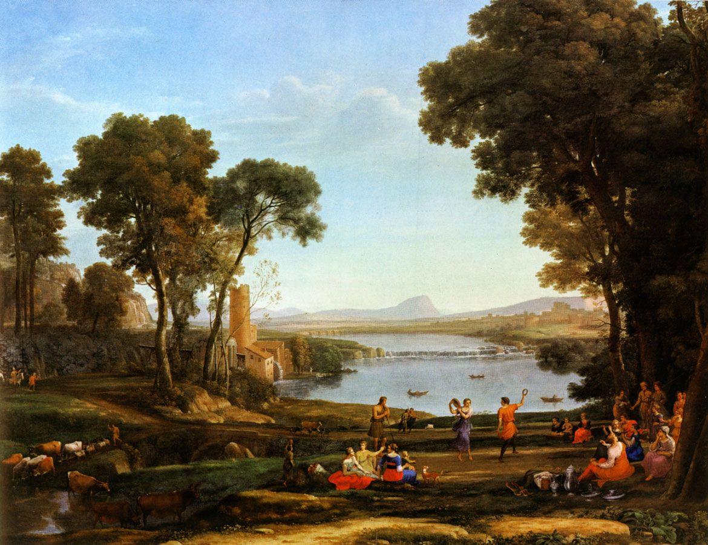 Histoire de l'art - Les mouvements dans la peinture - Le classicisme | Classicisme peinture ...