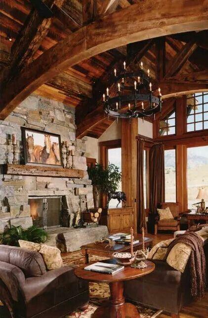 Pin By Charlene Bernicky On Log Cabin Homes